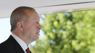 Ερντογάν: Οι γεωτρήσεις στην Ανατολική Μεσόγειο θα συνεχιστούν