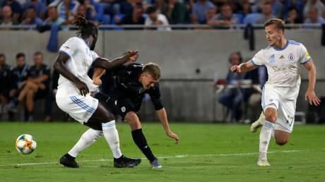 Σλόβαν Μπρατισλάβας-ΠΑΟΚ 1-0: Αδράνησε και το πλήρωσε