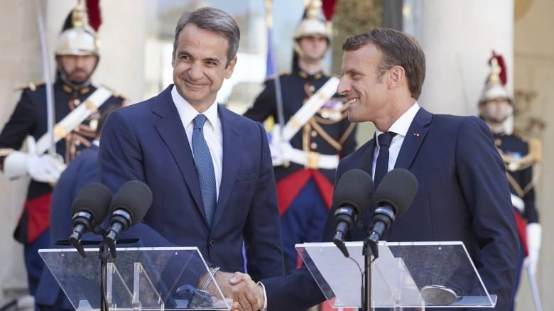 «Ελλάς - Γαλλία Συμμαχία»: Τα πλεονάσματα, η «χημεία» και οι γαλλικές επενδύσεις