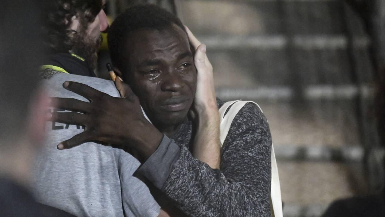 13 μέρες στα ανοιχτά: Τα τρόφιμα, το νερό και η δύναμη των 356 προσφύγων του Vicking εξαντλούνται