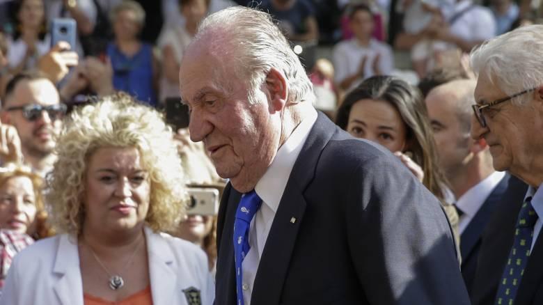 Ισπανία: Στο χειρουργείο ο Χουάν Κάρλος - Θα υποβληθεί σε επέμβαση καρδιάς