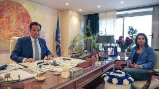 Άδ. Γεωργιάδης στο CNN Greece: «Δεν πουλήσαμε επανάσταση, δεν πάμε κόντρα στους θεσμούς»
