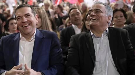 Εκεχειρία στον ΣΥΡΙΖΑ: Πολιτική κάλυψη Τσίπρα σε Σκουρλέτη