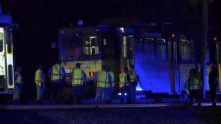 Εκτροχιασμός τρένου στην Καλιφόρνια με δεκάδες τραυματίες