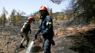Πολύ υψηλός ο κίνδυνος πυρκαγιάς και σήμερα