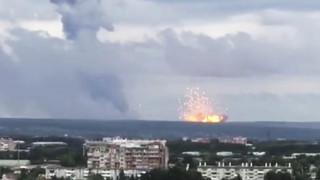 Νορβηγία: Δεύτερη έκρηξη προκάλεσε την αύξηση της ραδιενέργειας στη Ρωσία