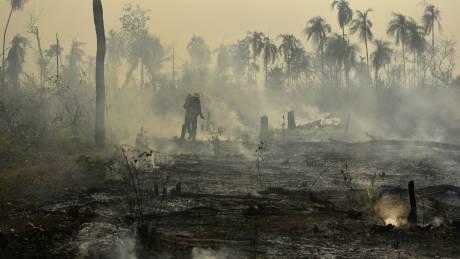 «Το σπίτι μας καίγεται»: Παγκόσμιος συναγερμός για τον Αμαζόνιο - Περιβαλλοντική «βόμβα» οι φωτιές
