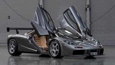 Αυτοκίνητο: Η McLaren F1 ως κλασικό αυτοκίνητο είναι κορυφαία επένδυση