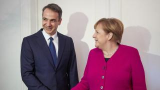 Συνάντηση Μέρκελ - Μητσοτάκη την επόμενη Πέμπτη στο Βερολίνο