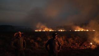 Ο Αμαζόνιος στις φλόγες: Ο Μπολσονάρου κινητοποιεί τον στρατό