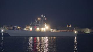 Τελείωσε η ταλαιπωρία των μεταναστών του Ocean Viking - Αποβιβάστηκαν στη Μάλτα