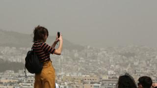 Καιρός: Στα ύψη η θερμοκρασία σήμερα - Υψηλές συγκεντρώσεις σκόνης