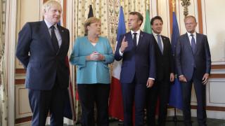 Τζόνσον για Τουσκ στην G7: «Θα μείνει στην ιστορία ως ο κύριος χωρίς συμφωνία»