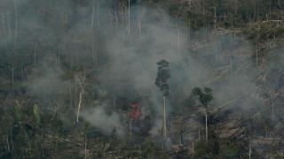 Αμαζονία: Εκατοντάδες νέες πύρινες εστίες - Μεγαλώνει η ανησυχία