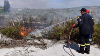 Εμπρηστής κατ' εξακολούθηση πίσω από τις φωτιές στην Ηλεία;