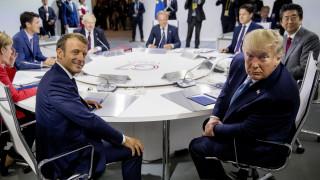 Σύνοδος G7: «Κοινή δράση» για το Ιράν αλλά χωρίς τον Τραμπ