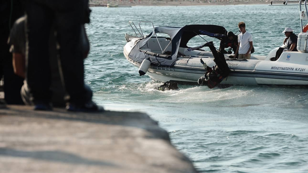 Τραγωδία στην Κάρπαθο: Νεκροί εντοπίστηκαν οι δύο δύτες που αγνοούνταν