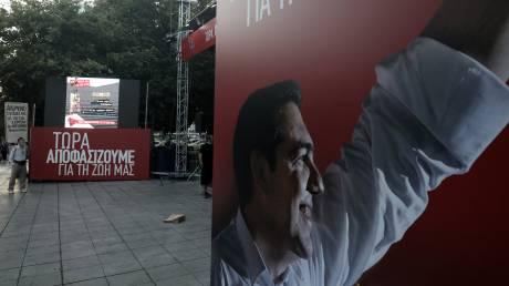 ΣΥΡΙΖΑ: Ο Σκουρλέτης καταγγέλλει σταλινικής έμπνευσης πρακτικές