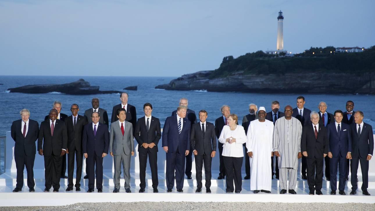 Σύνοδος G7: Ολοκληρώνεται με «ακανθώδη» ζητήματα