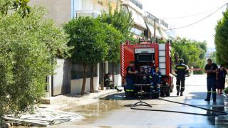 Νεκρός άνδρας από φωτιά στο σπίτι του στις Αχαρνές