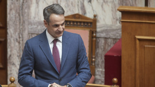 Μητσοτάκης: Την πλήρη κατάργηση των capital controls ανακοίνωσε ο πρωθυπουργός