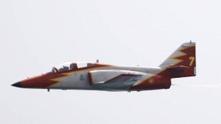 Ισπανία: Νεκρός ο πιλότος του στρατιωτικού αεροσκάφους που συνετρίβη