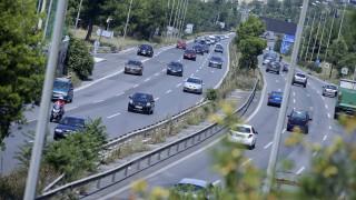 Κυκλοφοριακές ρυθμίσεις από αύριο στην Εθνική Οδό Αθηνών - Θεσσαλονίκης