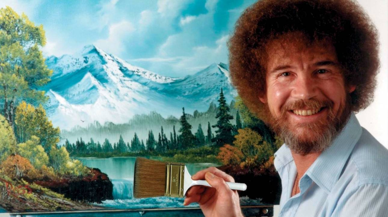 Μπομπ Ρος: Πού βρίσκονται οι δυσεύρετοι -και πανάκριβοι πλέον- πίνακές του;