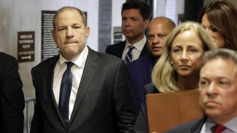 ΗΠΑ: Αθώος δήλωσε ο Χάρβεϊ Γουάινστιν στις κατηγορίες – Αναβλήθηκε η δίκη