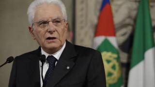 Ιταλία: Την Τετάρτη οι τελικές διαβουλεύσεις του Ματαρέλα για έξοδο από την κρίση