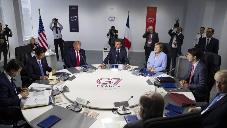 Αυλαία για την G7: Οι δεσμεύσεις των «επτά» για εμπόριο, Ιράν, Λιβύη και Ουκρανία