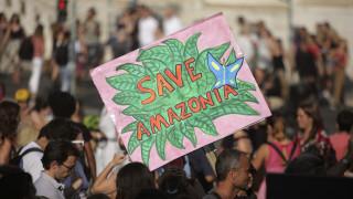 Πυρκαγιές Αμαζόνιος: Η G7 προσφέρει βοήθεια, ο Μπολσονάρου καταγγέλλει «αποικιοκρατική» κίνηση