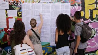 Βάσεις 2019: Πρωτιά των γυναικών δείχνουν τα αποτελέσματα