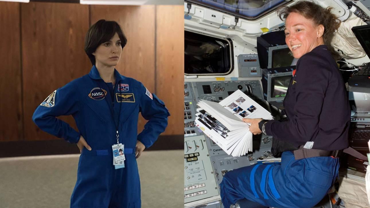 Ένα ερωτικό τρίγωνο στο διάστημα: Η αληθινή ιστορία πίσω από τη νέα ταινία της Νάταλι Πόρτμαν