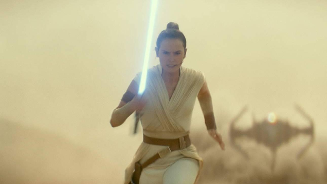 Star Wars: The rise of Skywalker - Τα πρώτα εντυπωσιακά πλάνα (vid)