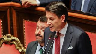 Ιταλία: Ενδείξεις ότι το Δημοκρατικό Κόμμα θα αποδεχθεί τον Κόντε – Εγκώμιο και από τον Τραμπ