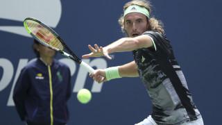 Αποκλείστηκε από το US Open ο Στέφανος Τσιτσιπάς