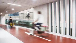 Πού βρίσκεται το μεγαλύτερο πάρκινγκ ποδηλάτων στον κόσμο