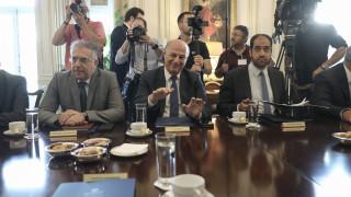 Τσιάρας για ηγεσία Αρείου Πάγου: Λύθηκε μια εκκρεμότητα