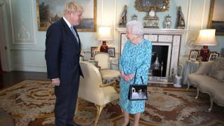 «Ναι» της βασίλισσας Ελισάβετ στο σχέδιο Τζόνσον - Κλείνει έως τις 12/9 το βρετανικό κοινοβούλιο