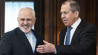 Συνάντηση Λαβρόφ - Ζαρίφ για την κατάσταση στον Κόλπο και το πυρηνικό πρόγραμμα του Ιράν