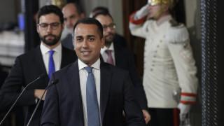 Ιταλία: Πολιτική συμφωνία για σχηματισμό κυβέρνησης