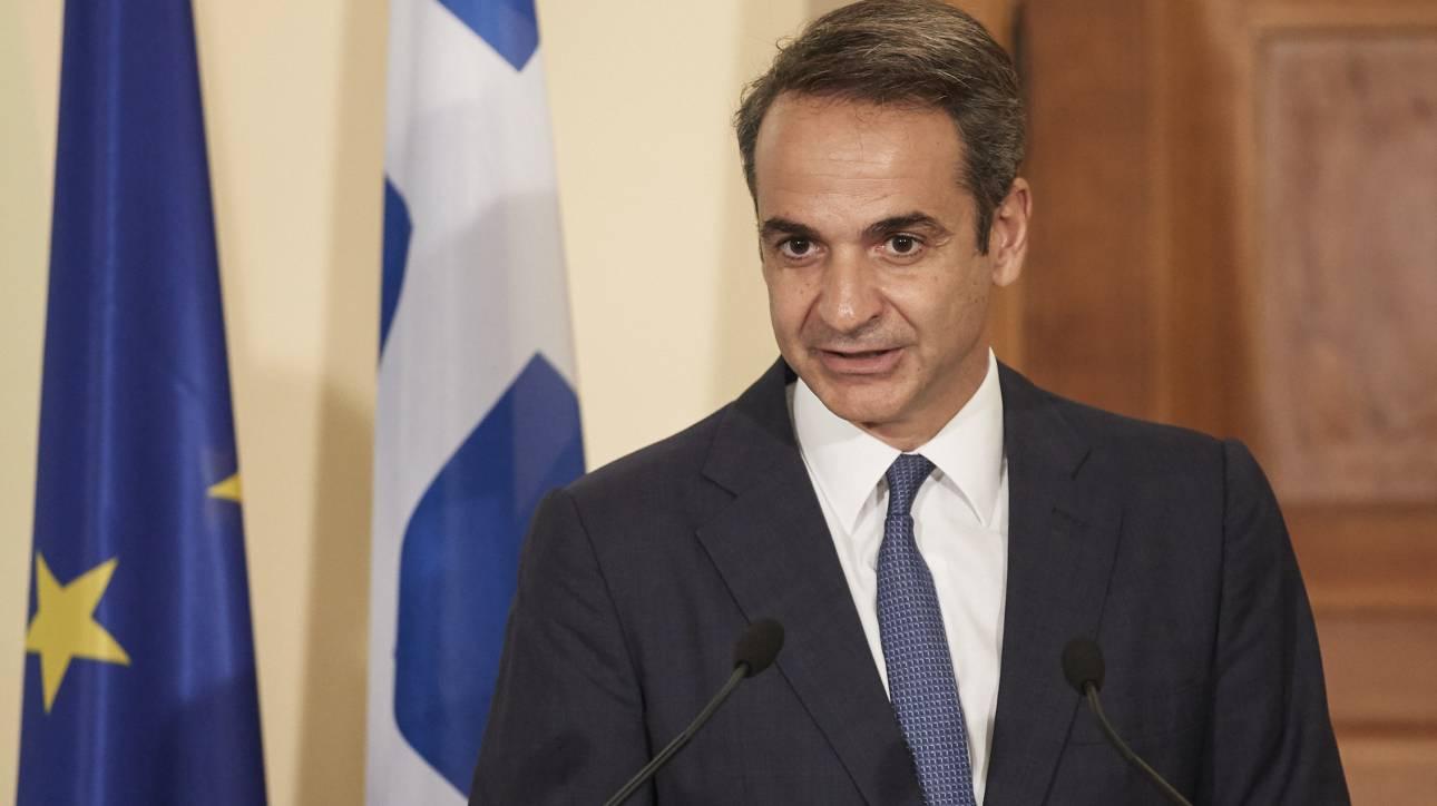 Μητσοτάκης στη FAZ: Η Ελλάδα μπορεί να πετύχει ρυθμό ανάπτυξης άνω του 3%