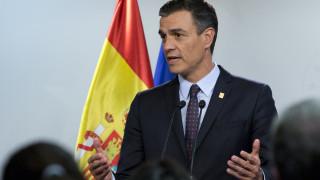 Ισπανία: Σε στήριξη των Podemos ελπίζει ο Σάντσεθ για μια σταθερή κυβερνησιμότητα