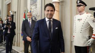 Ιταλία: Ο Κόντε αποδέχτηκε την εντολή σχηματισμού κυβέρνησης