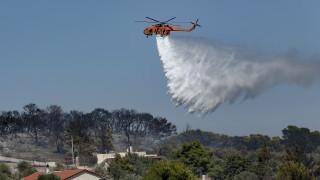Φωτιά στο Κιλκίς: Ενίσχυση των πυροσβεστικών δυνάμεων