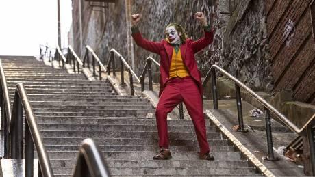 Χοακίν Φοίνιξ: Ο Joker με το... Οσκαρικό χαμόγελο
