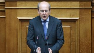 Χατζηδάκης κατά ΣΥΡΙΖΑ: Στο θέμα της ΔΕΗ δεν είστε κατήγοροι, είστε κατηγορούμενοι