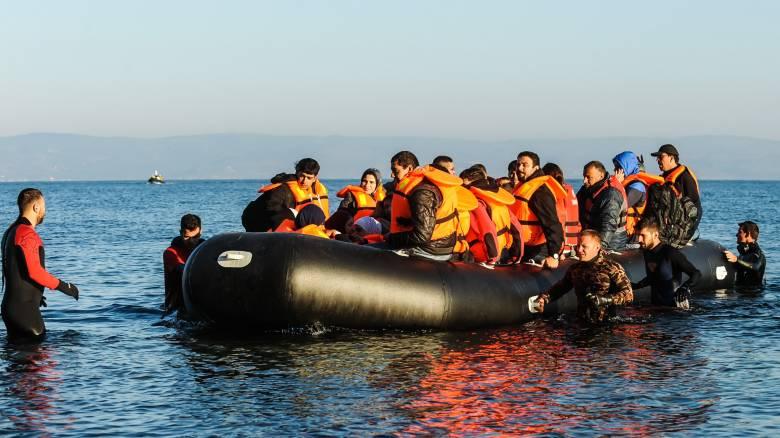 Μνήμες 2015 χθες στη Μυτιλήνη: Πάνω από 500 μετανάστες έφτασαν από Τουρκία με 13 φουσκωτές λέμβους