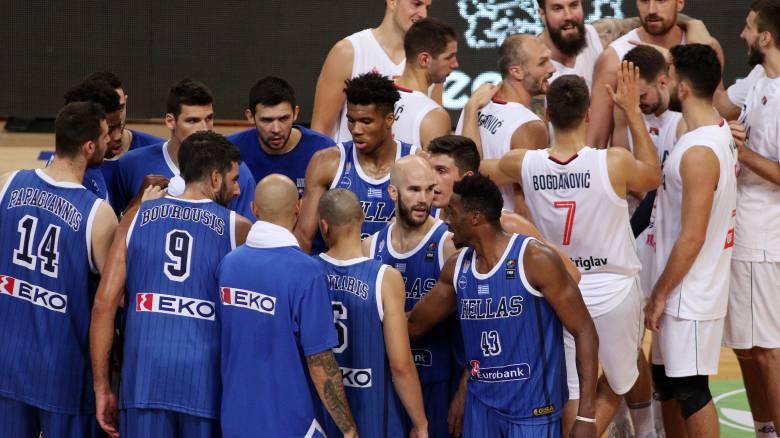 Παγκόσμιο Κύπελλο Μπάσκετ 2019: Αυτή είναι η 12άδα